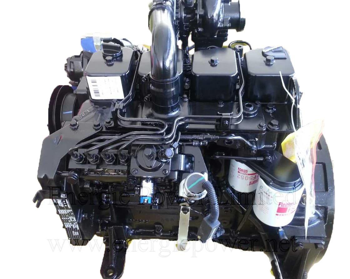 cummins engine 4BTA3.9-C100