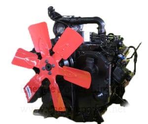 cummins engine 4BTAA3.9-C80