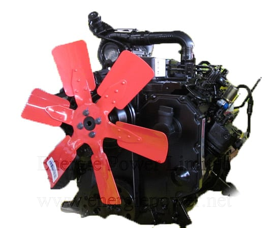 cummins engine 4BTA3.9-C80