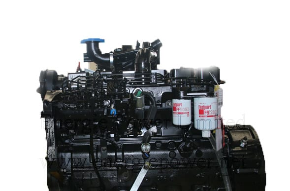 cummins engine 6BT5.9-C125