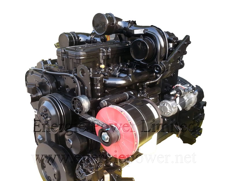 cummins engine ISLe325 33
