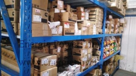 Dongfeng Cummins Engine Parts Warehouse