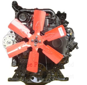 cummins engine 4BTA3.9-C130