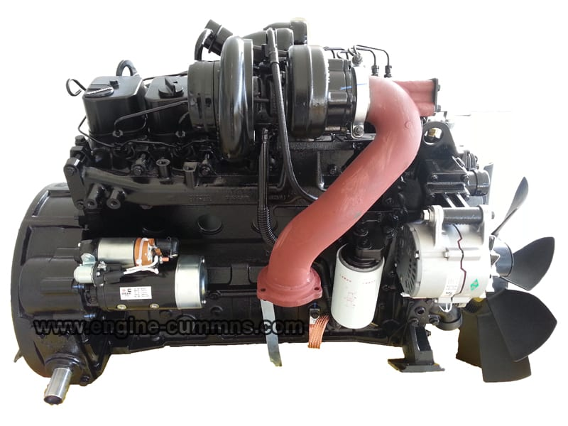 Cummins vehicle Engine B190-33