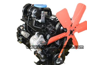 cummins engine 6BTA5.9-C150