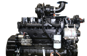 cummins engine 6BTA5.9-C180