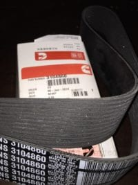 V Ribbed Belt-3104860 (6)