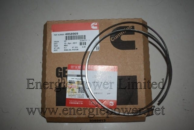 Oil Piston Ring 4058969