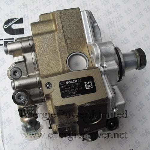Bosch Oil Pump Assembly 0445020007