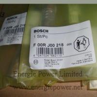 Bosch Valve Component F00RJ00218