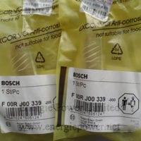 Bosch Valve Component F00RJ00339