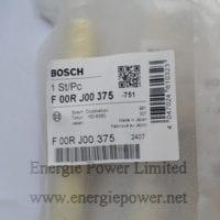 Bosch Valve Component F00RJ00375