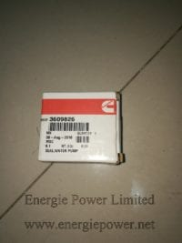 Water Pump Seal 3609826