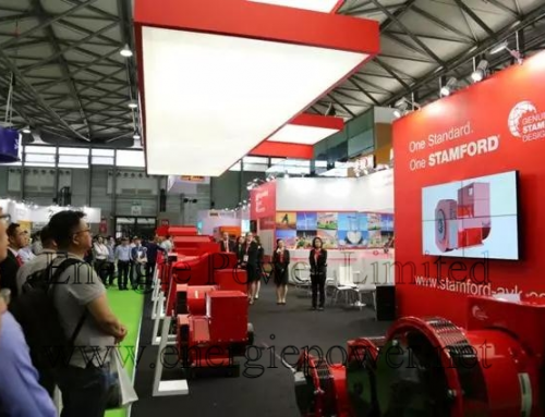 STAMFORD and AvK hit Shanghai Gpower Exhibition