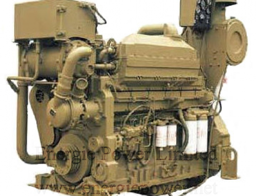 CCEC K19 Family Diesel Engine Properties and Features