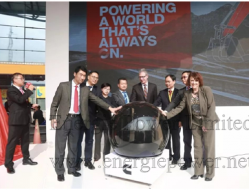 Cummins China in 2018 Bauma Exhibition