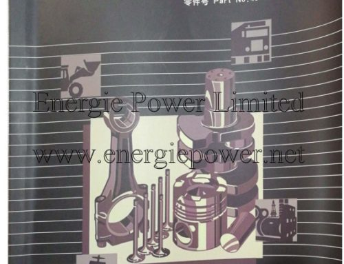 CCEC Cummins Engine NT(A)855-M Parts Catalog